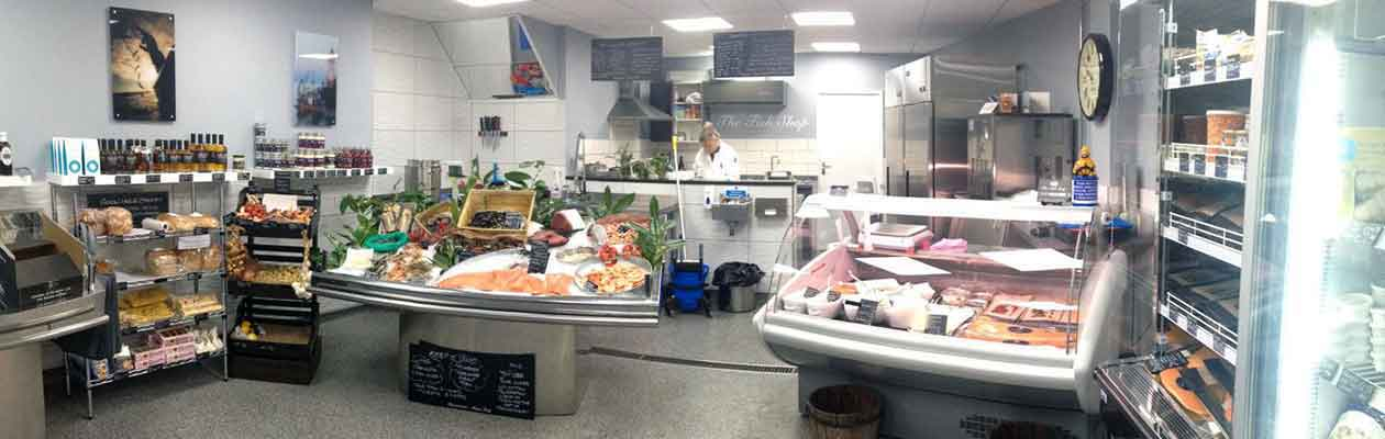 Passionate About Fish – The Fish Shop Camberley
